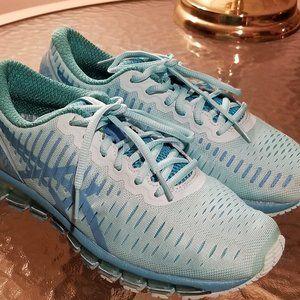 Women's Asics GEL-Quantum 360 Running shoes aqua S